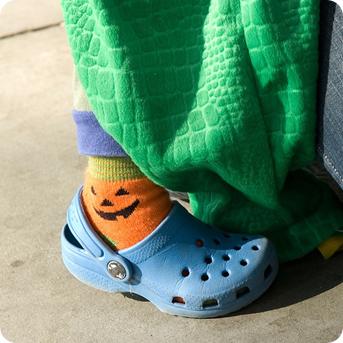 Halloween Kindersocken